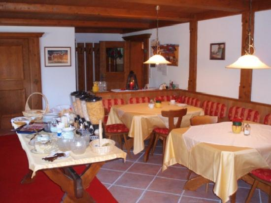 Bergwald: Bed and Breakfast in Alpbach