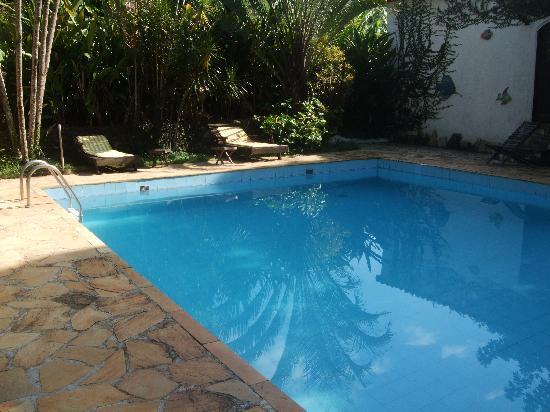 Hotel Fazenda Sitio Nosso Paraiso : Pool
