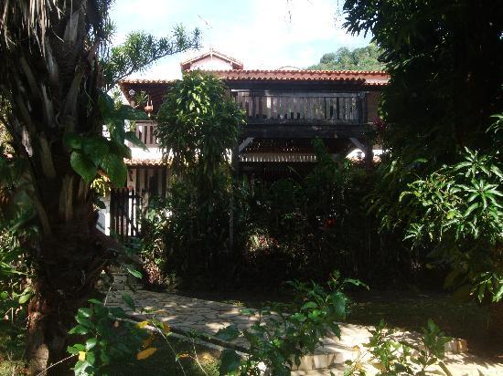 Hotel Fazenda Sitio Nosso Paraiso: Hotel
