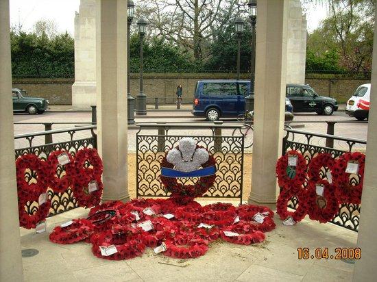The Memorial Gates