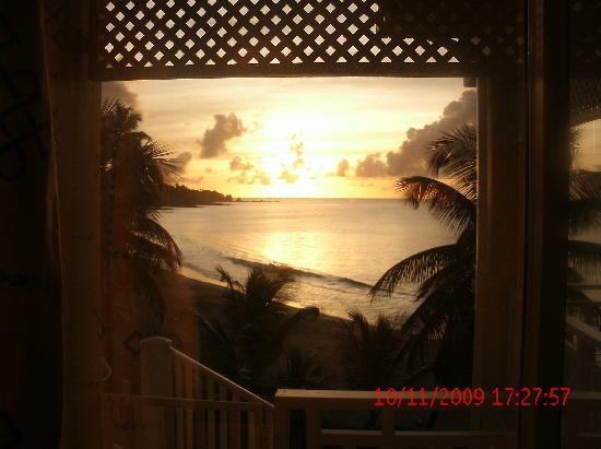 The Seahorse Inn: Another sunset view