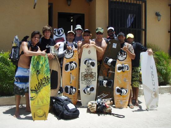 Posada Va Pensiero: Kite Surf