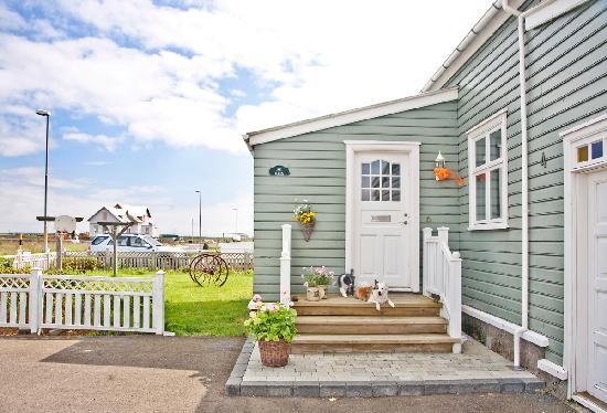 Rein Guesthouse in Eyrarbakki, Iceland. Not far from Reykjavik