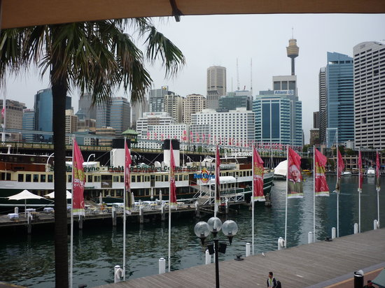 Sydney, Australie : darling harbor