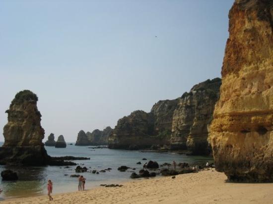 Praia Dona Ana: Praia De Dona Ana