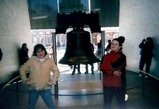 National Liberty Museum : Liberty Bell