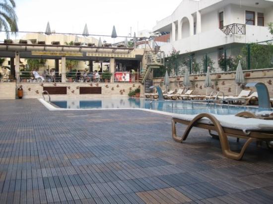 Ambassador Plaza Hotel: poolen