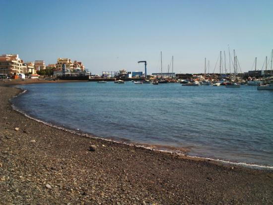 Las Galletas, สเปน: sur de la isla, playa del fraile