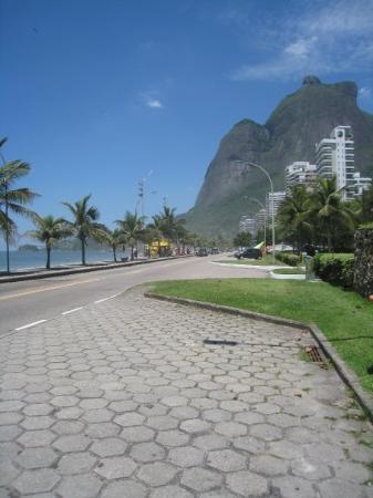 Sao Conrado Beach : Sao Conrado