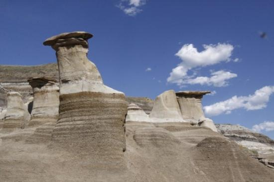 hoodoos picture of drumheller alberta tripadvisor. Black Bedroom Furniture Sets. Home Design Ideas