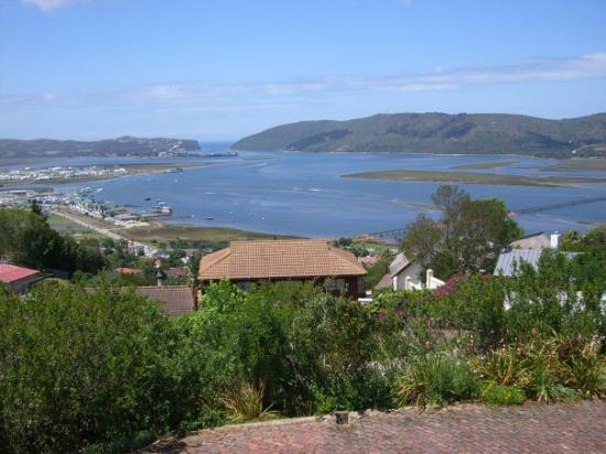 Knysna, South Africa: home