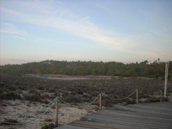 Almancil, Portugal: natuurgebied formosa
