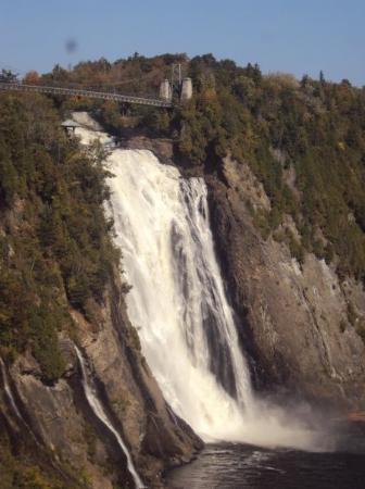 Saint-Joachim-de-Shefford, Canada: Cataratas de Montmorency