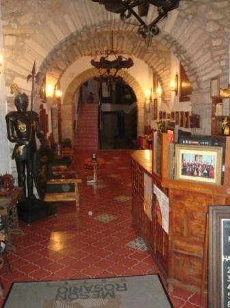 Hotel Meson Del Rosario