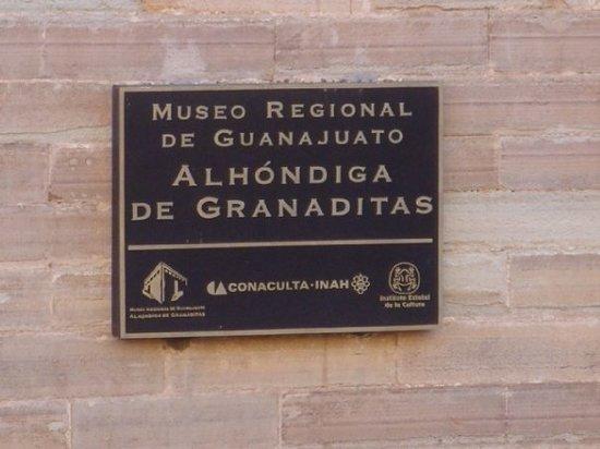Alhóndiga de Granaditas