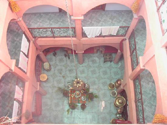 Riad Rahba Marrakech : Inside Riad