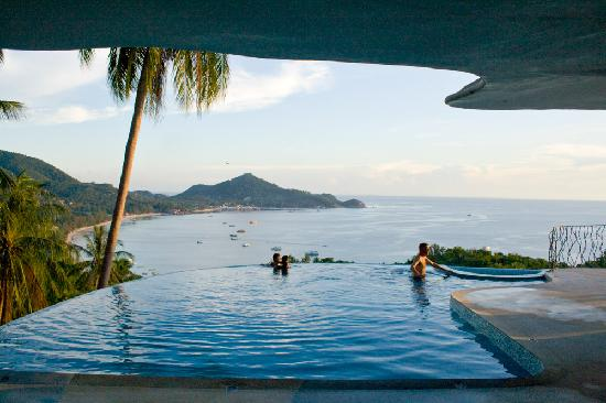 Monkey Flower Villas: The best views on Koh Tao, private pool, too much more to mention!