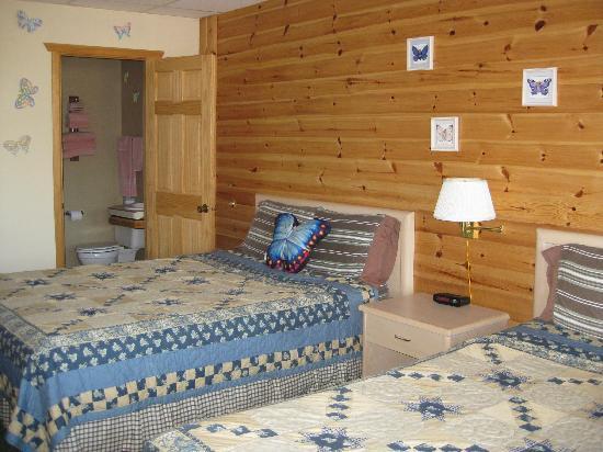 Cruise Inn RV Park & Lodging- Alexandria: double non smoking room