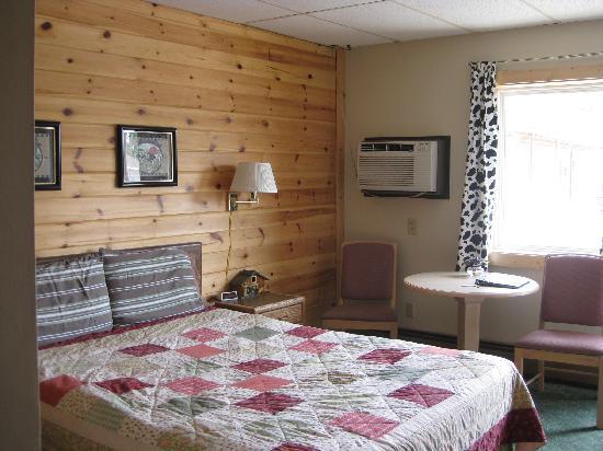 Cruise Inn RV Park & Lodging- Alexandria: cow room