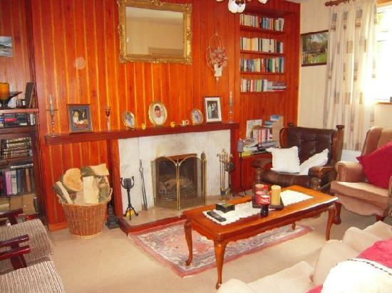 Milltown, ไอร์แลนด์: Sitting room