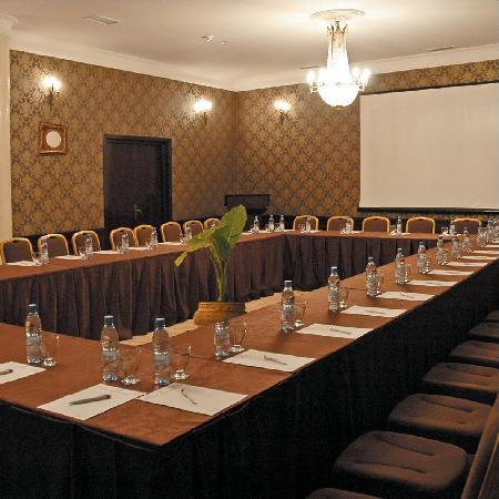 Vere Palace: conference hall