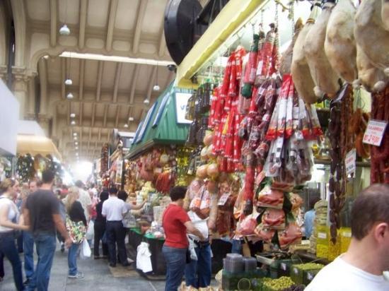 Mercadao - Sao Paulo Municipal Market: Se vende de todo