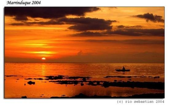 Marinduque Island, Filipinler: Gasan Sunset (Boac, Marinduque)  i miss the gorgeous sunsets of the philippines!