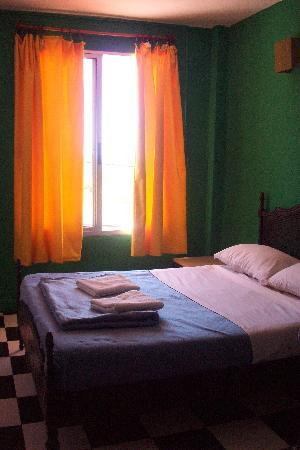 El Viajero Manantiales Beach Hostel: Habitacion doble