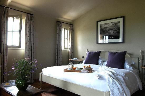 Hotel Crillon le Brave : Deluxe Bedroom