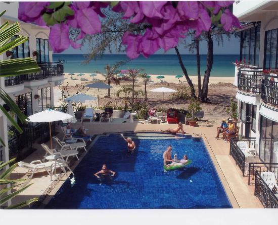 沙灘酒店照片