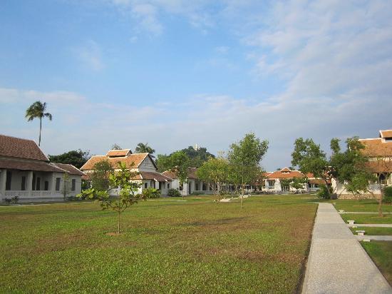 Hotel Amantaka: Amantaka grounds