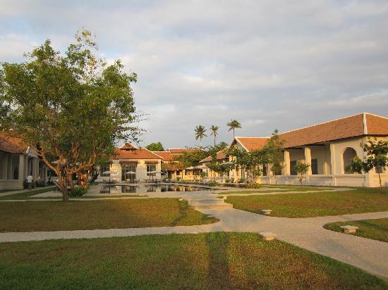Amantaka grounds