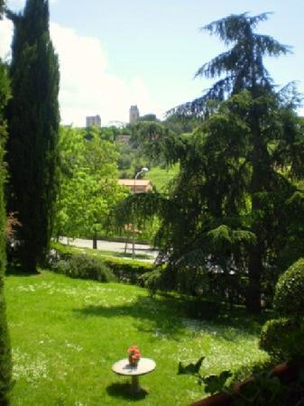 Residenza Le Fornaci: Garden