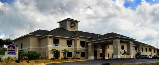 Best Western Plus Circle Inn: Exterior