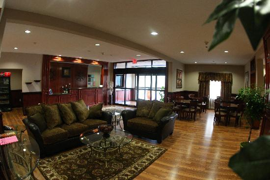 Best Western Plus Circle Inn: Lobby