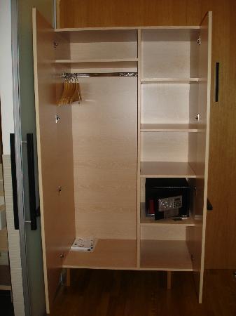 Closet Safe Room 117 Picture Of Falkensteiner Hotel