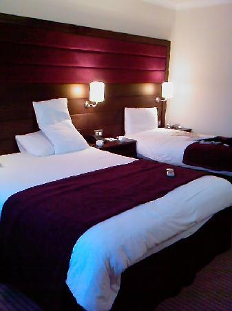 Cavan Crystal Hotel: Room