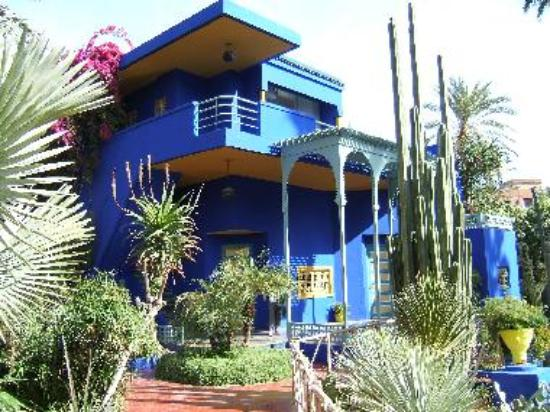 Marrakech museums attractions tripadvisor for Jardin yves saint laurent maroc