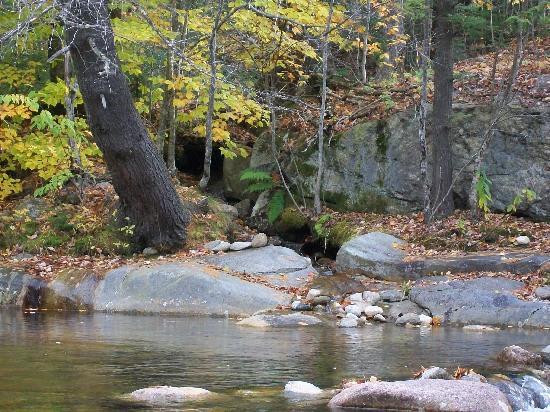 River Picture Of Pemi Cabins Lincoln Tripadvisor