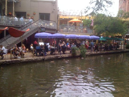 Outdoor Seating Picture Of Boudro S On The Riverwalk