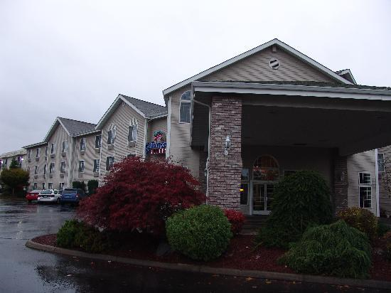 Comfort Suites of Corvallis: Salbasgeon Suites, Covallis, Or