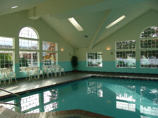 Lovely pool spa and workout room picture of comfort for 9th street salon corvallis