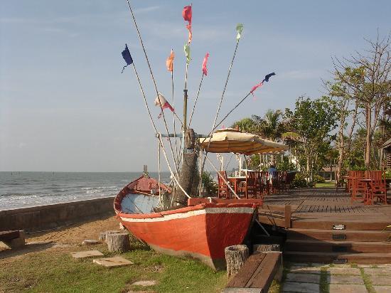 Fisherman's Village Resort: Restaurant/Frühstück