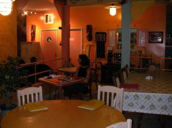 Hotel du Phare Les Mamelles: Resto agréable avec cuisine de qualité