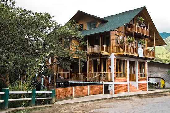Dragonfly Inn B&B : Dragonfly Inn - Mindo, Ecuador