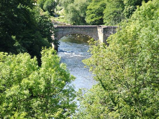 Llangollen, UK: The aquaduct