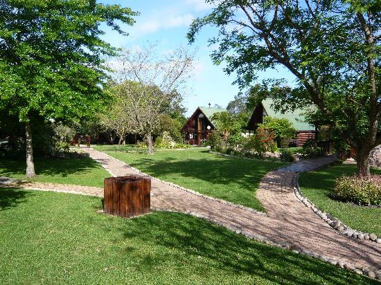 Tsitsikamma Lodge: Cabins