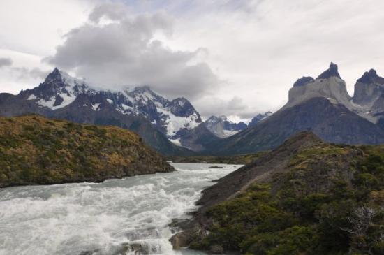 Puerto Natales, Chile: im Torres del Paine NP