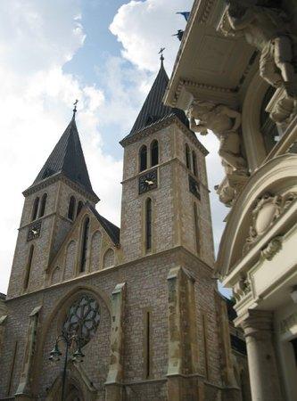 Catedral del Sagrado Corazón de Jesús (Sarajevo)