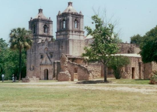 Mission San Francisco De La Espada San Antonio Texas